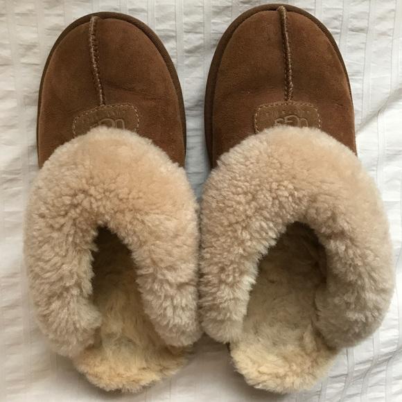 a8e651544f3 UGG coquette slippers